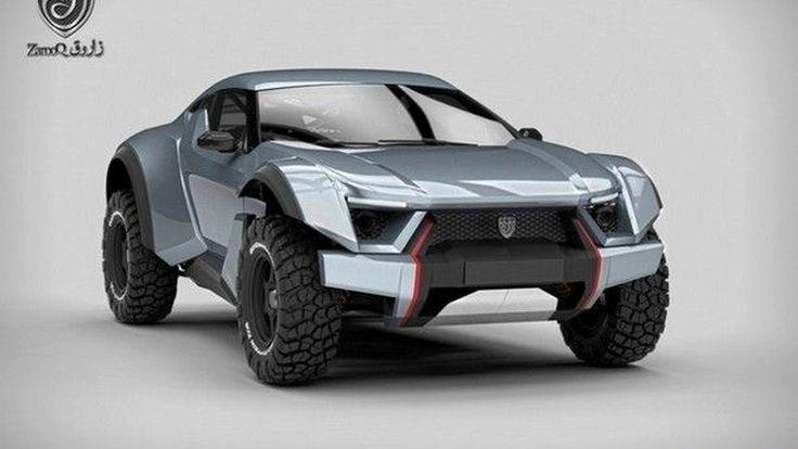 อัพเดตข้อมูลเพิ่มเติม ซารู รถยนต์สำหรับการแข่งขันบนทางทะเลทราย