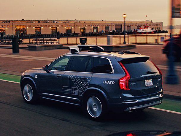 Uber ยังเชื่อมันเทคโนโลยีขับขี่อัตโนมัติมีอนาคตที่สดใส