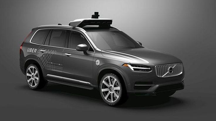 Uber บรรลุข้อตกลงซื้อรถขับขี่อัตโนมัติ 24,000 คันจาก Volvo