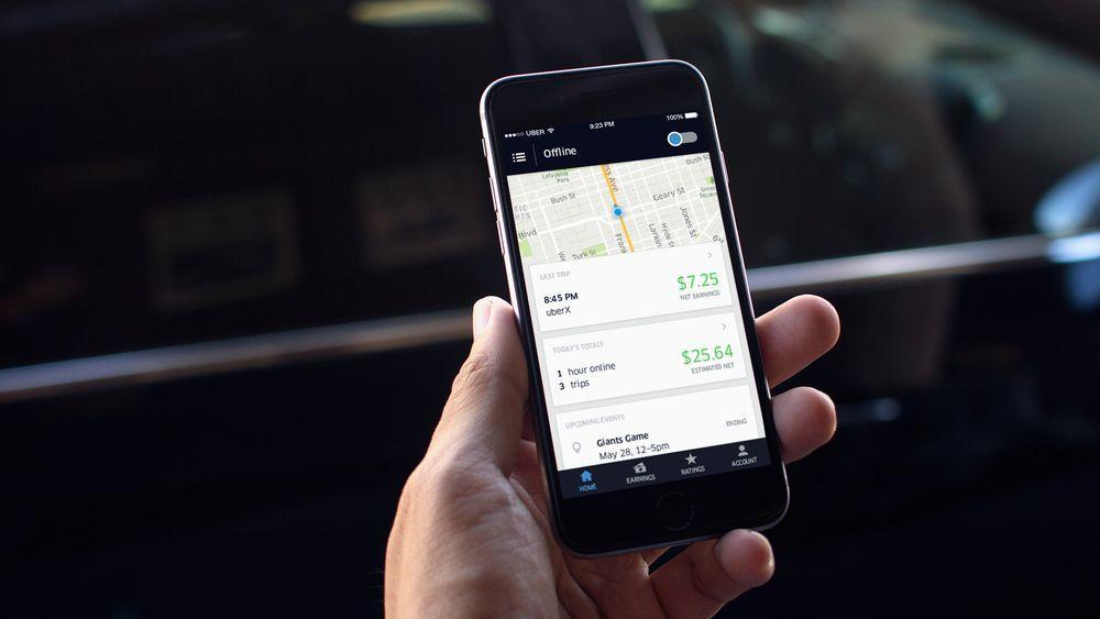 สิทธิบัตรล่าสุดจาก Uber ช่วยเตือนผู้ขับขี่เลี่ยงจุดเสี่ยงภัย