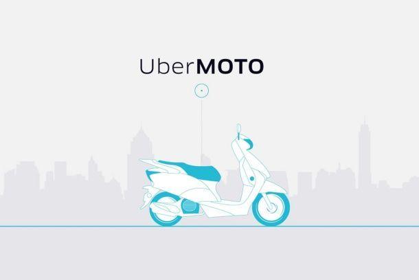 UberMOTO บริการสองล้อเรียกได้จากมือถือเริ่มนำร่องในประเทศไทย