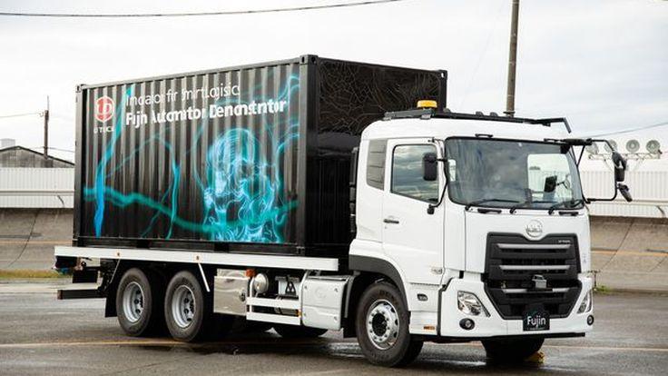 [PR News]ยูดี ทรัคส์สาธิตระบบอัตโนมัติระดับ 4 สำหรับรถบรรทุกขนาดใหญ่เป็นครั้งแรก