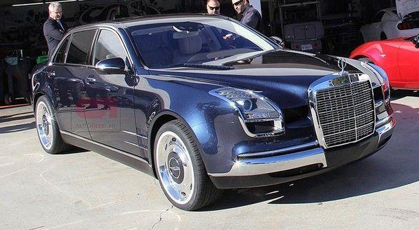 เปิดตัว Mercedes Royale 600 ลีมูซีนหรู รุ่นพิเศษที่มีการผสมผสานกันระหว่างความคลาสสิคและทันสมัย