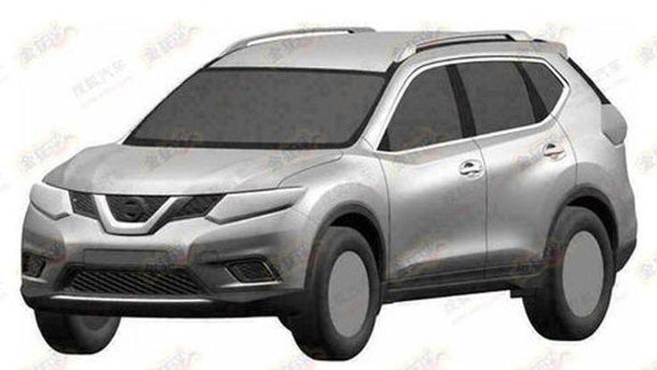 หลุดภาพร่าง Nissan X-Trail เจนเนอเรชั่นใหม่ สลัดทรงเหลี่ยม หันมาเน้นความโค้งมน