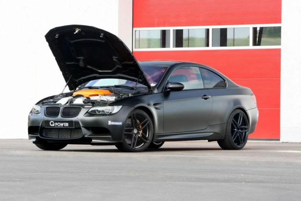 อัพเกรด BMW M3 เป็น 501 แรงม้าจ่ายเพิ่มอีก 1.15 แสนบาท จากสำนักแต่ง G-Power
