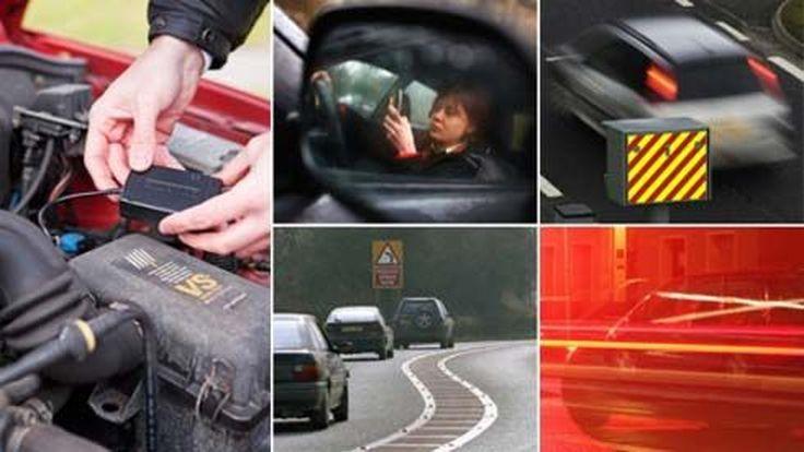 """รัฐบาลสหรัฐฯ อนุมัติให้ใช้ """"กล่องดำ"""" บันทึกข้อมูลการขับขี่ในรถยนต์"""