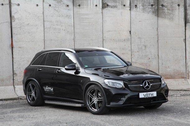 สวยไปอีกแบบ Mercedes-Benz GLC เอสยูวีหรูสไตล์ซิ่งจากสำนัก Vath