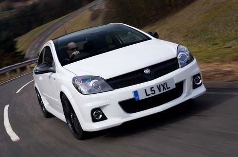 Vauxhall Astra VXR รุ่น Arctic Edition สั่งลาให้ดูต่างหน้าเพียง 500 คัน ก่อนปรับโฉมใหญ่ใหม่หมด