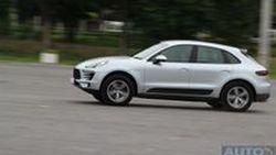VDO ขับทดสอบ Porsche Macan  เบาๆ 1st Impression
