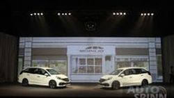 VDO ภาพบรรยากาศงานเปิดตัว Honda Moblilio ใหม่