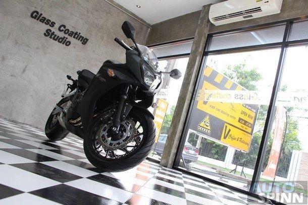 VDO รีวิว Honda CBR650f สปอร์ต 4 สูบ นั่งสบาย ขี่ได้ทั้งชิล และแรง