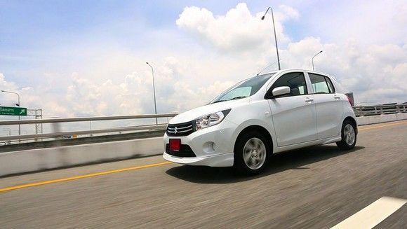 VDO รีวิว Suzuki Celerio GLX รุ่นท๊อป เกียร์ CVT Eco Car ตัวเล็กสุด กับราคาเริ่มที่ถูกที่สุด