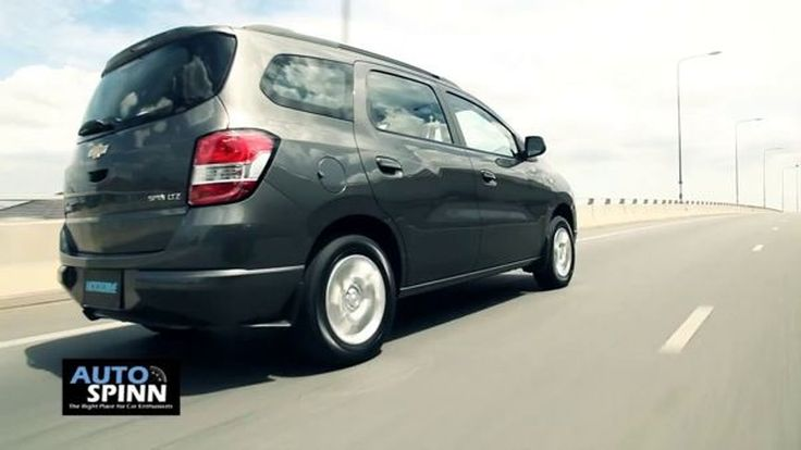 [VDO] ขับทดสอบ Chevrolet Spin LTZ