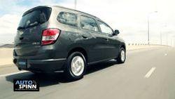 "[VDO] ขับทดสอบ Chevrolet Spin LTZ ""Mini MPV น้องใหม่ มาทีหลังจะดังกว่ามั้ย..ลองดู"""