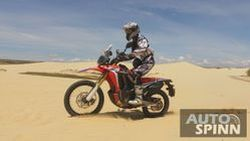[VDO Advertorial] Honda CRF 250 Rally The Fearless Destination บุกบันตะลุยข้าม 3 ประเทศ