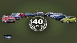 [VDO] ย้อนรอยความเป็นมากว่า 40 ปี ของ Honda Civic ตั้งแต่ โมเดลแรกปี 1972 จนถึงปัจจุบัน