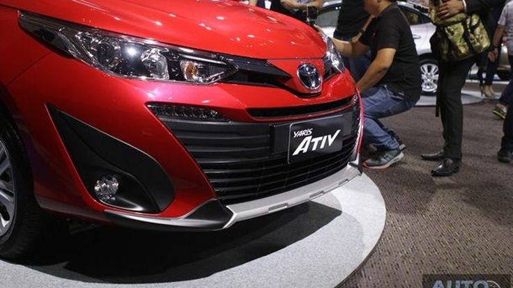 [VDO Launch] 2017 Toyota Yaris ATIV เปิดโลกใบใหม่ Life Activated !!
