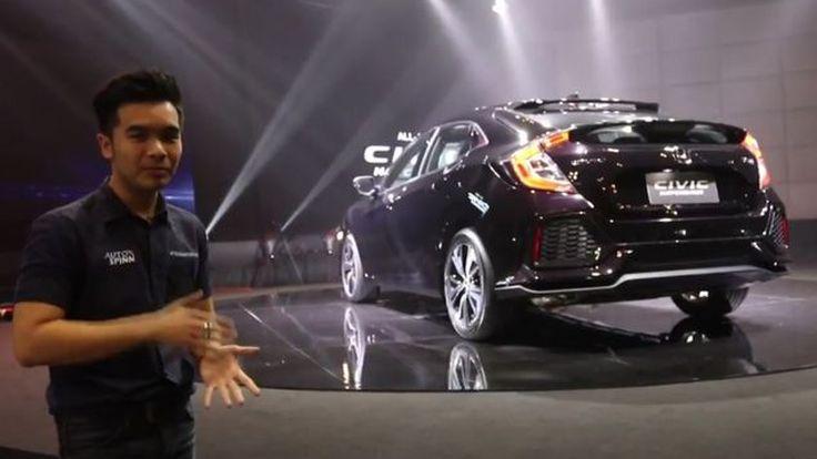 [VDO Launch] Honda Civic Hatchback 1.5 Turbo น่าใช้ด้วยความกว้างขวางและสมรรถนะ