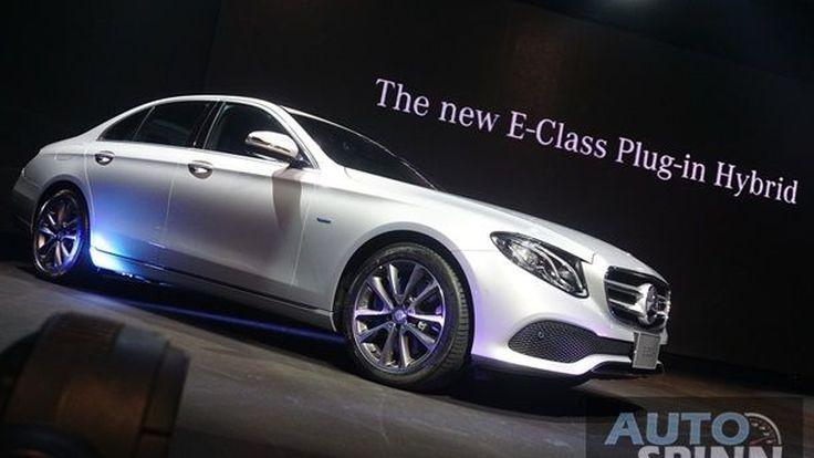 [VDO Launch] Mercedes-Benz E350e กับ 3 รุ่นย่อยความหรูหราซาลูนเบนซินไฮบริด