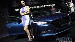 [VDO Launched] 2017 Mazda3 Minor Change ปรับหน้าเปลี่ยนท้ายภายในเข้ม