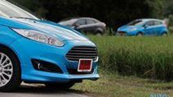 [VDO] ขับทดสอบ Ford Fiesta EcoBoost ใหม่ แบบ Group Test กันถึงเชียงใหม่