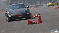 "[VDO] งาน Porsche Driver's Safety Training 2014 ""อบรมการขับขี่ปลอดภัยกับปอร์เช่"""