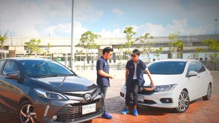 [VDO Review] Honda City และ Toyota Vios เทียบออพชั่นสองซิตี้คาร์ยอดนิยม