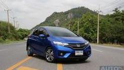 VDO Review Honda Jazz SV+ : ขับทดสอบ ฮอนด้า แจ๊ส ใหม่ ตัวท็อป