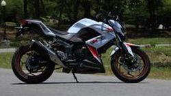"VDO Review ขี่ทดสอบ Kawasaki Z250 ""Rule The Street"" ฉีกกฏการขี่ 2ล้อ บนท้องถนนทั่วๆไป"