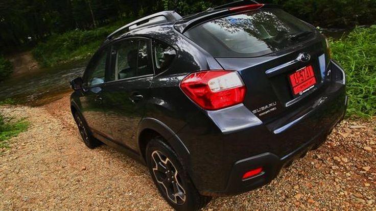 มาแล้ว [VDO] ขับทดสอบ Subaru XV 2013 ตัวเต็ม