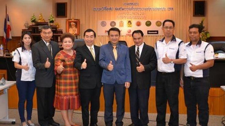 สมาคมผู้ประกอบการรถจักรยานยนต์ไทยชวนประกวดวีดีโอคลิปส่งเสริมการขับขี่อย่างปลอดภัย