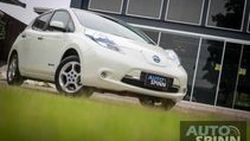 [VDO Teaser] ลองขับ Nissan Leaf รถยนต์ไฟฟ้าสมรรถนะไม่ธรรมดา ที่สุดแสนจะเป็นมิตรกับโลกของเรา