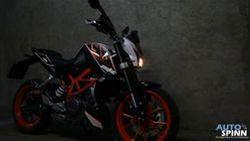 [VDO] Teaser รีวิว KTM Duke390 : ขี่ทดสอบ เคทีเอ็ม ดู๊ก 390 โมเดลล่าสุด