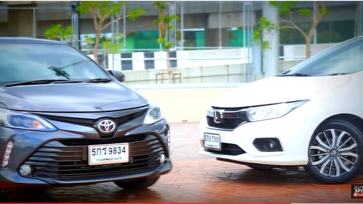 [VDO Teaser] Toyota Vios และ Honda City สองรถยนต์นั่ง 1.5 ลิตร ปรับโฉมใหม่คันไหนจะโดนใจที่สุด