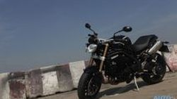 [VDO] Teaser ขี่ทดสอบ Triumph Speed Triple1050