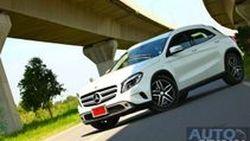 VDO ทดสอบ Mercedes-Benz GLA 200 Urban  คอมแพ็ค SUV ในร่าง A-Class ยกสูง