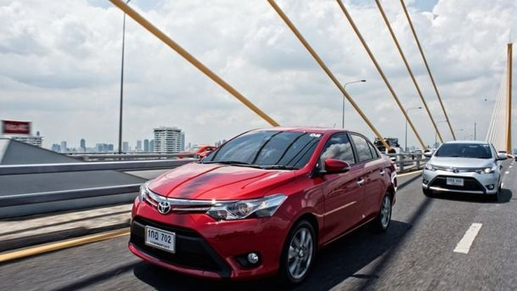 [VDO] ขับทดสอบ All New Toyota Vios รอบสื่อมวลชน เส้นทางกรุงเทพฯ - ชะอำ