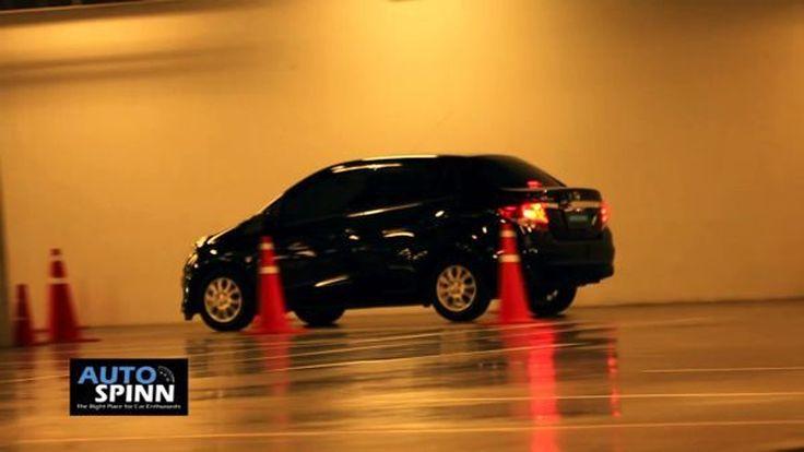 [VDO] พาทดสอบอีโคคาร์ น้องใหม่ Honda Brio Amaze