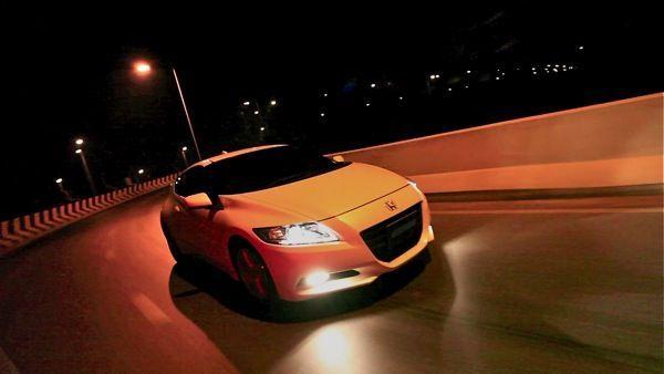 พบกับ VDO ทดสอบรถยนต์ Honda CR-Z Sport Hybrid คันเท่ ตัวเต็ม : Motor Drive Eps.8