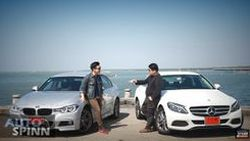 [VDO Test Drive] ทดสอบการขับขี่กับมวยคู่เอกอย่าง Mercedes-Benz C350e และ BMW 330e