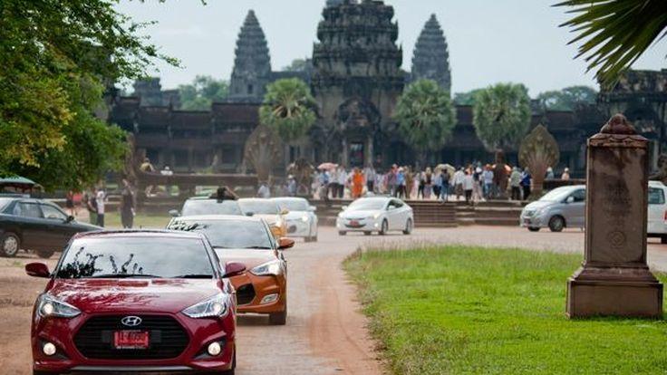 [VDO] ขับทดสอบ Hyundai Veloster เส้นทางกรุงเทพฯ – เสียมเรียบ ราชอาณาจักรกัมพูชา