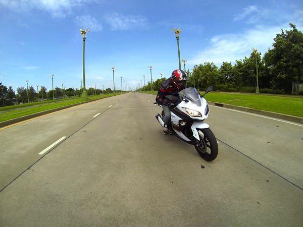 มาแล้ว VDO รีวิว..Kawasaki Ninja 300 ABS เวอร์ชั่น 2013