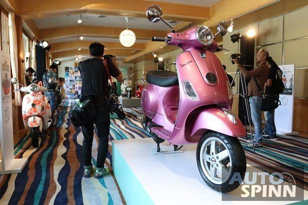 ยอดขาย Vespa ในไทยเติบโตสวนตลาดขาลง คาดปีนี้โตขึ้นอีก 24% ลุยขยายดีลเลอร์เพิ่มเป็น 80 แห่งทั่วไทย