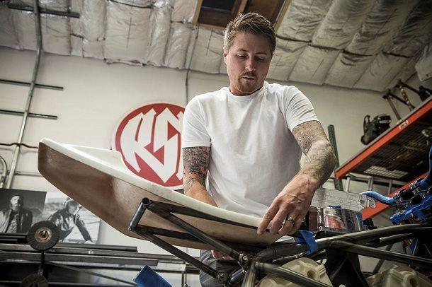 ช่วงนี้กำลังแรง วิคตอรี มอเตอร์ไซเคิล เตรียมสร้างรถลุยพิชิตยอดเขาไพค์พีค