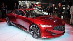 [ชมคลิป] อาคูร่า พรีซิชั่น คอนเซปต์ ต้นแบบรถยนต์ดีไซน์ใหม่ล้ำอนาคตยิ่งขึ้น