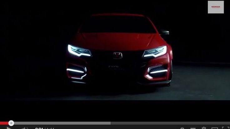 ชมวีดีโอ Honda Civic Type-R แฮทช์แบ็กที่เหนือชั้นกว่า NSX-R