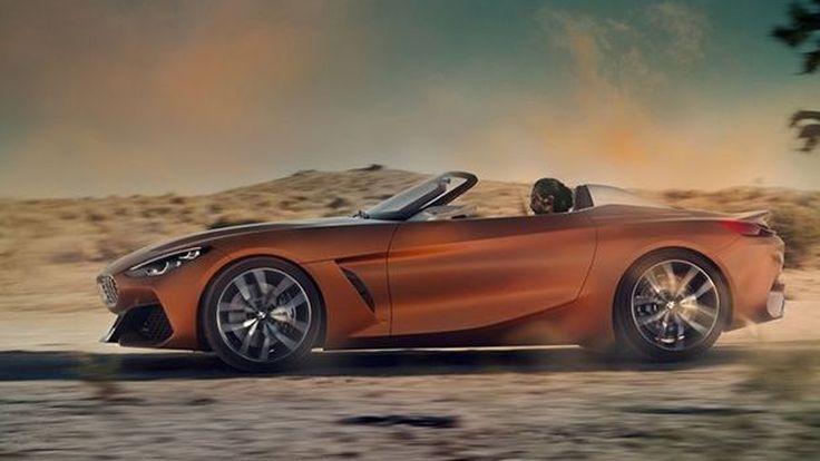 ชมวีดีโอสวยๆ BMW Concept Z4 เฉียบคมแปลกตา