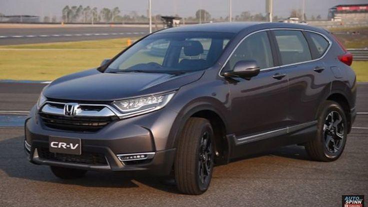 [Video] ลองขับครั้งแรก Honda CR-V i-DTEC ขุมพลังดีเซล เทอร์โบ เกียร์สุดล้ำ 9 สปีด