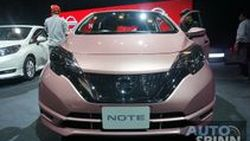 [Video Launched] บรรยากาศงานเปิดตัว 2017 Nissan Note อีโคคาร์เทคโนโลยีครบครัน
