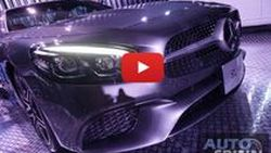 [Video] เปิดตัวรถ Mercedes-Benz พร้อมกัน 4 รุ่น 4 สไตล์